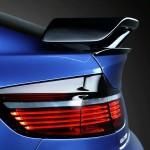 Спойлер для BMW X6 M