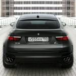 Тюнинг BMW X6 M от ателье Люмма