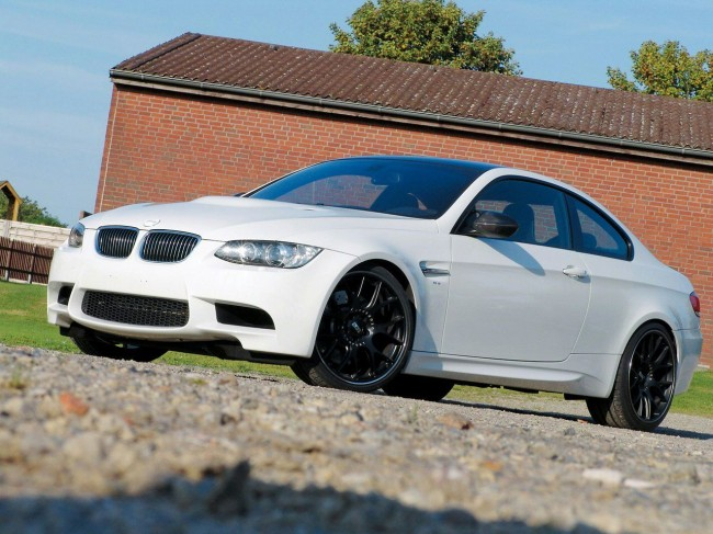Manhart Racing BMW M3 E92 фото