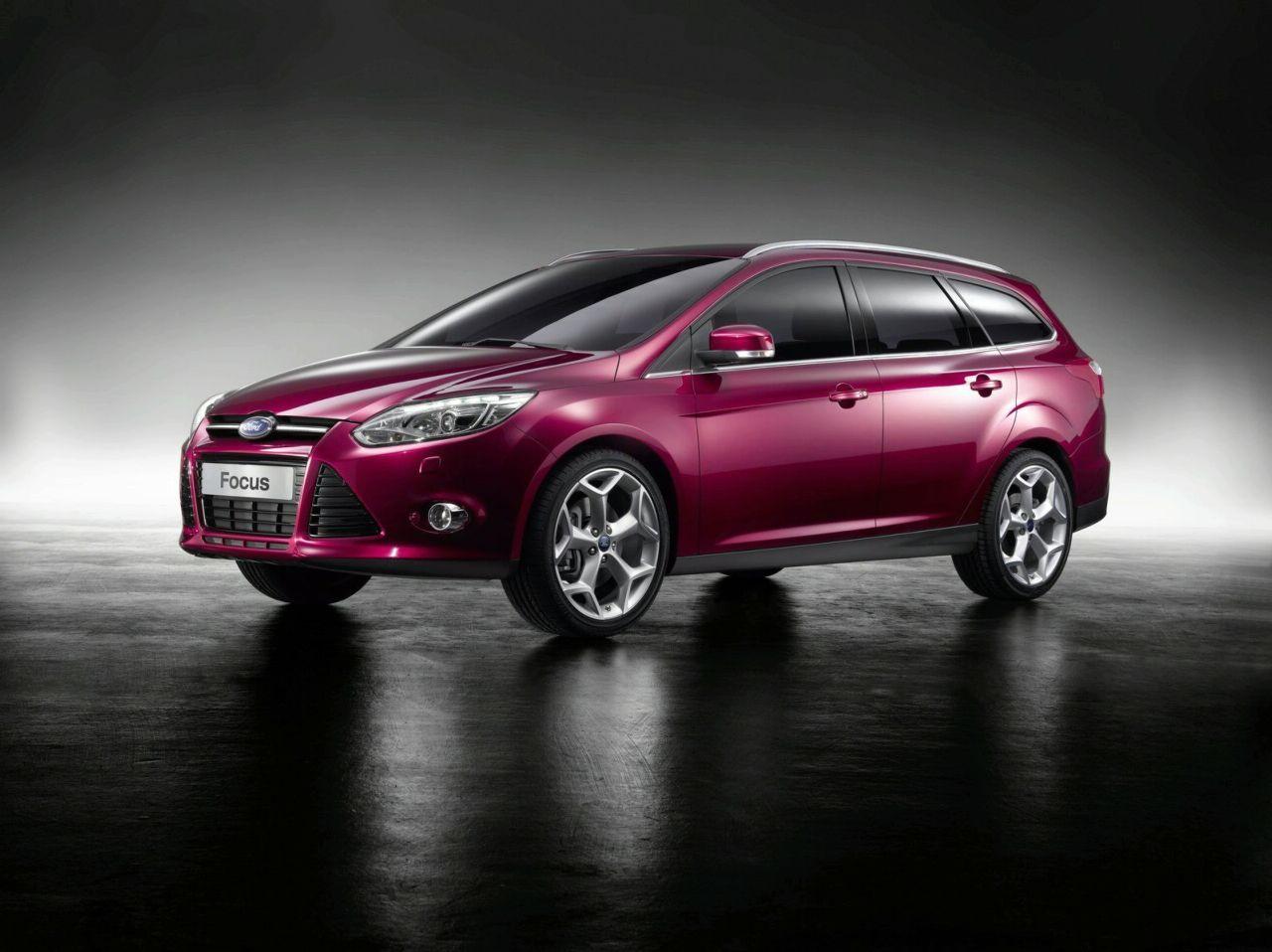 Новый универсал на базе ford focus 3
