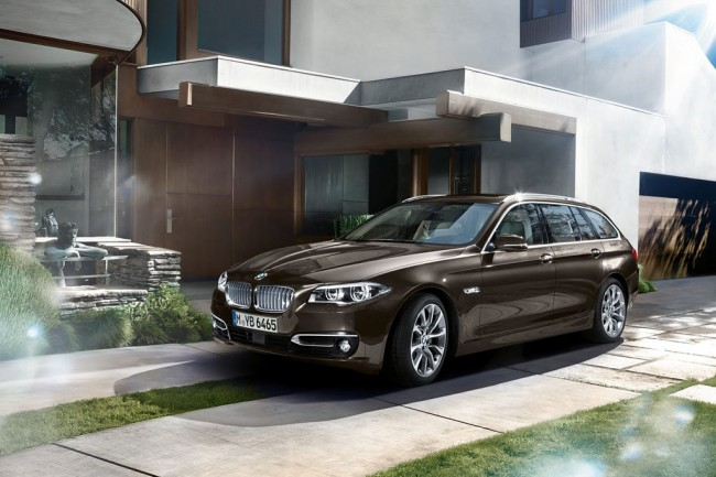 BMW 5-series Touring (F11)