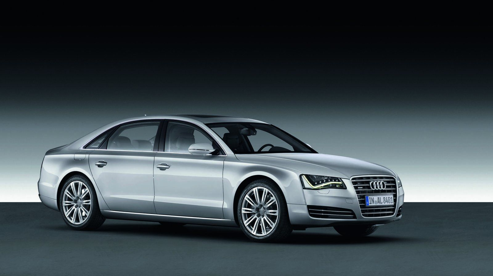 Pics Photos - Audi A8 Long 8