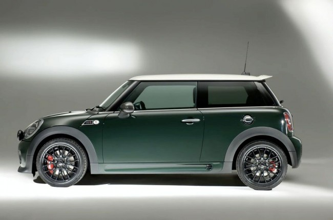 Фото Mini JCW World Championship 50 Edition