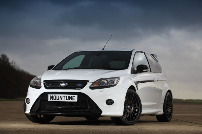 Mountune MP350 на базе Ford Focus RS
