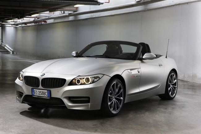 BMW Z4 sDrive35is Limited Edition Mille Miglia