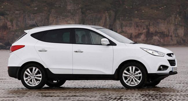 На смену Hyundai Tucson пришел новый ix35
