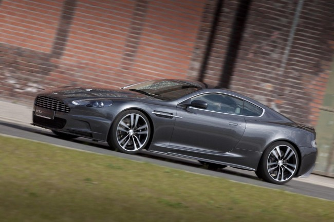 Тюнеры из Edo Competition превратили Aston Martin DB9 в DBS