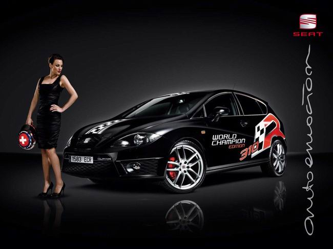 SEAT Leon Cupra R310 World Champion Edition