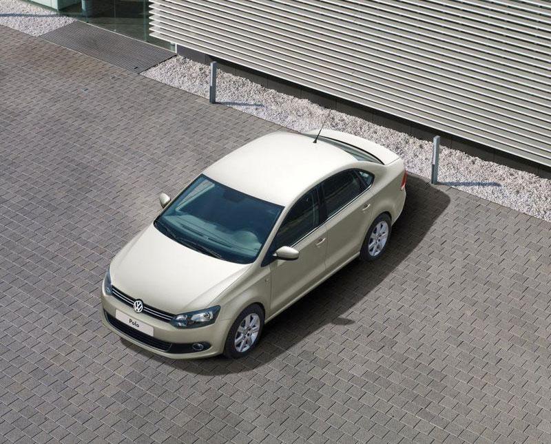 Встречайте Volkswagen Polo