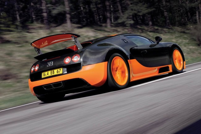 Bugatti Veyron 16.4 Super Sport wallpapers HQ