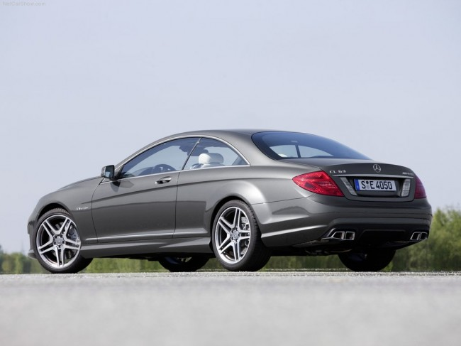 Фото Mercedes-Benz CL 63 AMG