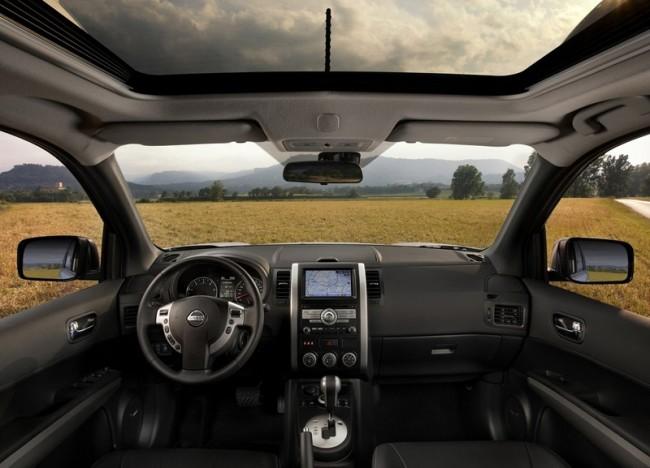 Салон Nissan X-Trail 2