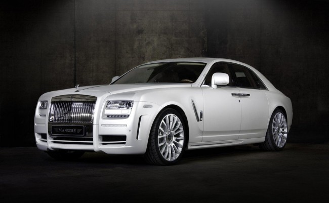 Rolls-Royce White Ghost Limited