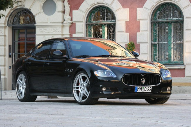 Wallpapers Maserati Quattroporte S HQ