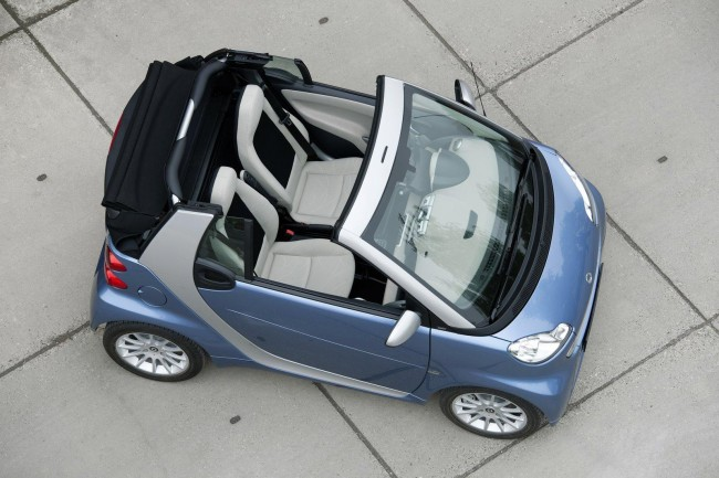 Smart ForTwo 2010 wallpapers HQ