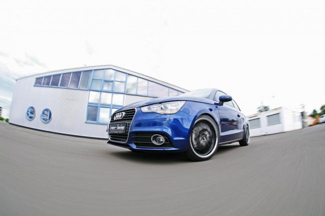 Wallpapers Senner Audi A1 HQ