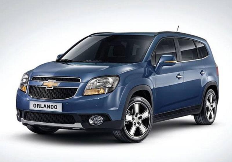 Fotos Chevrolet Orlando 2014   Car Interior Design