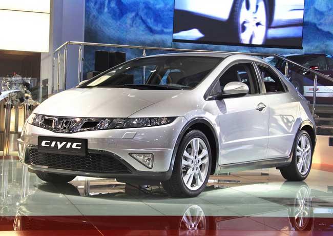 Honda представила обновленный Civic рекомендации