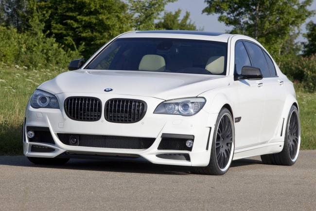 Lumma Design BMW 7-series F01 - фото