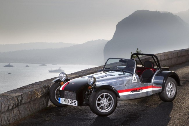 Caterham Roadsport 125 Monaco Special Edition