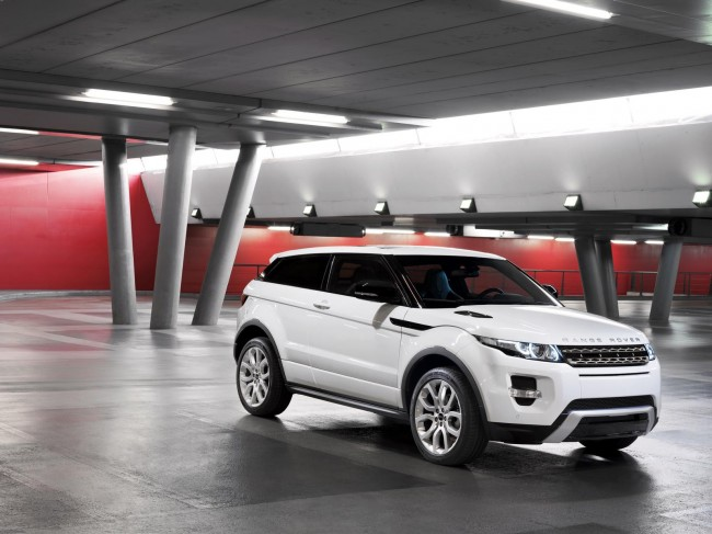 Wallpapers Range Rover Evoque HQ