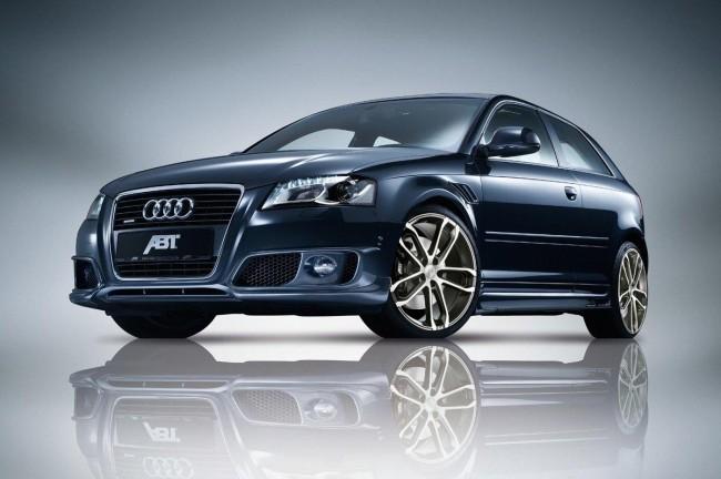 Фото Audi A3 от тюнинг ателье ABT