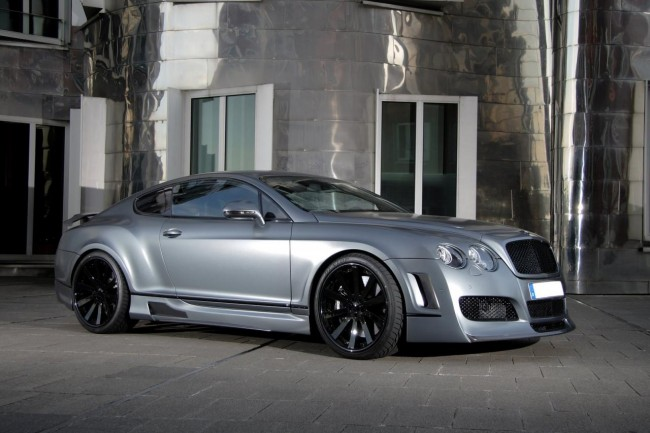 Bentley GT Supersports от Anderson Germany