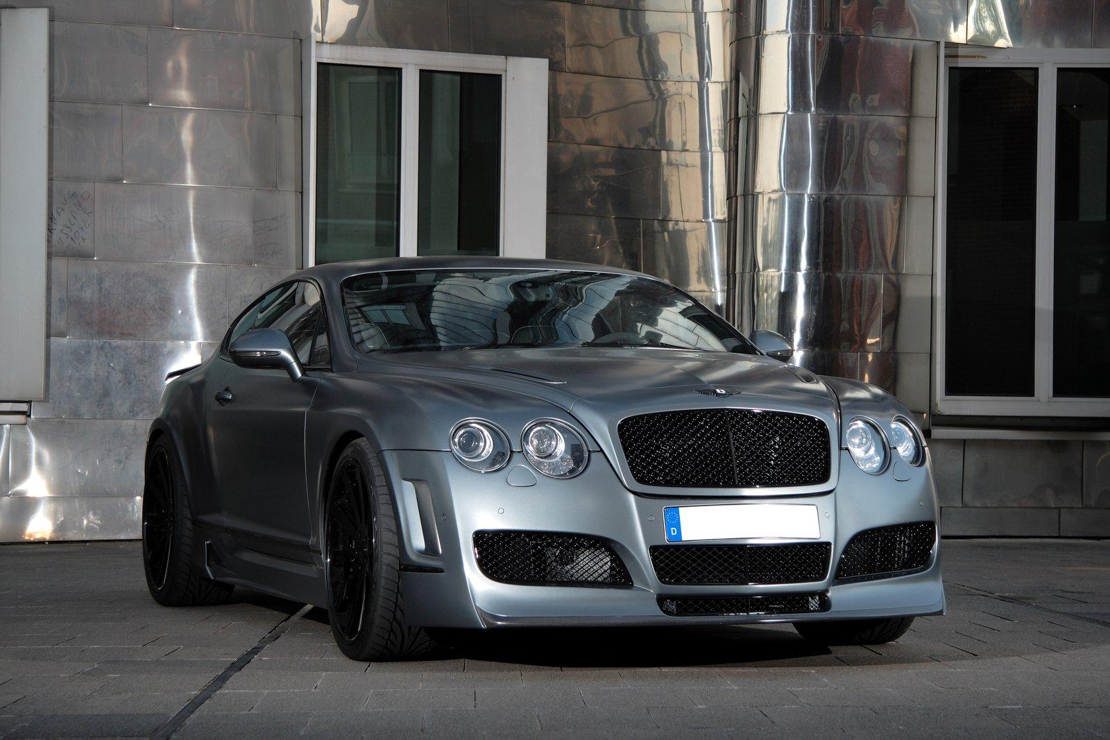 Обвес для Bentley GT Supersports - фото