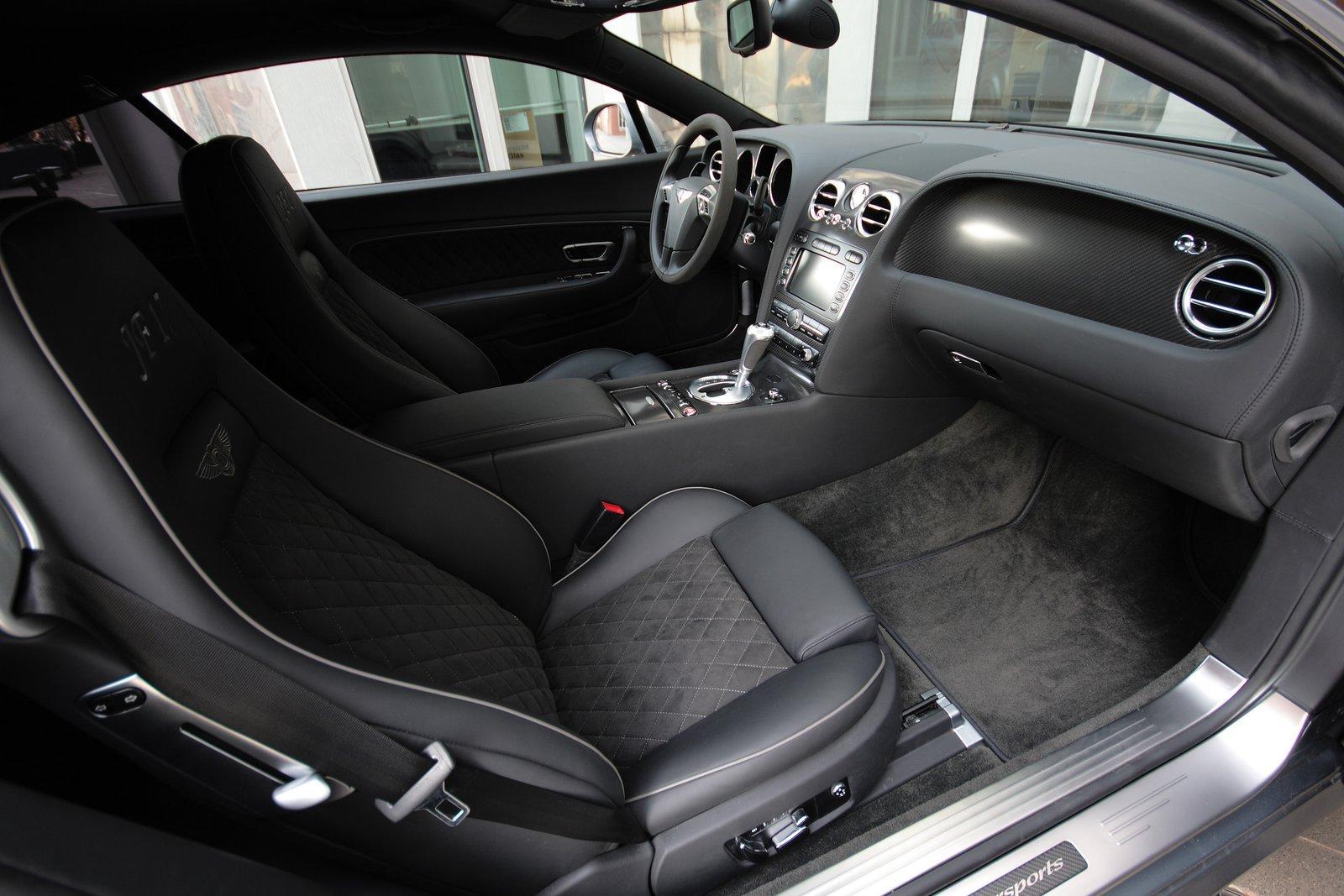 Интерьер Bentley GT SS от Anderson Germany