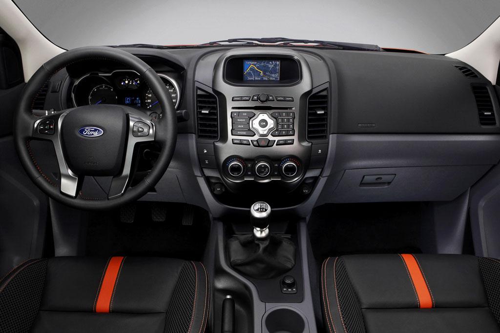 Форд рейнджер 2014 фото