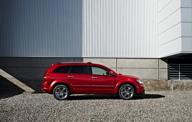Автомобиль Dodge Journey (JC49)
