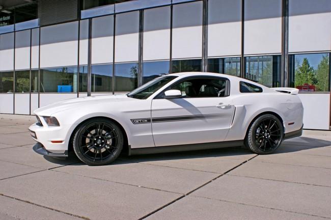 Фото тюнинг Ford Mustang 2011 от GeigerCars