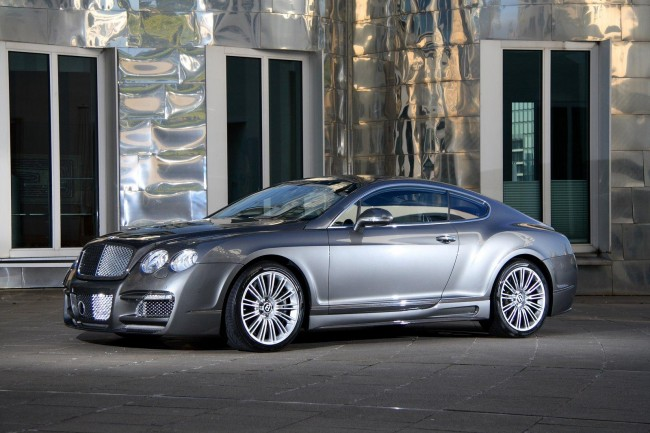 Пакет Elegance для купе Bentley GT Speed