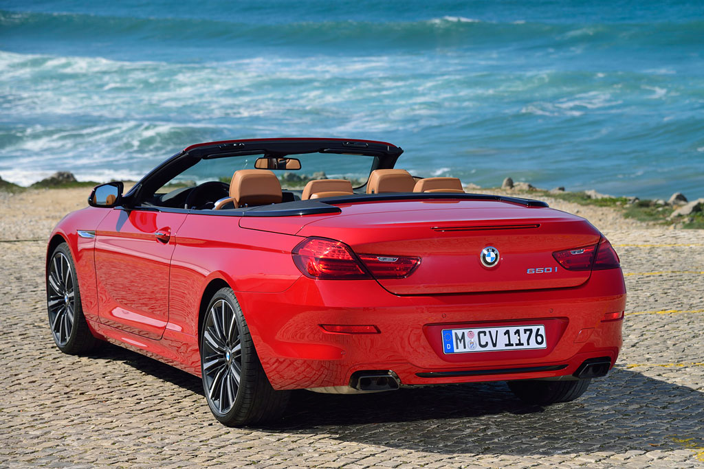 BMW 6-Series Convertible 2017