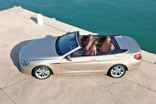 Wallpapers BMW 6-series Convertible HQ