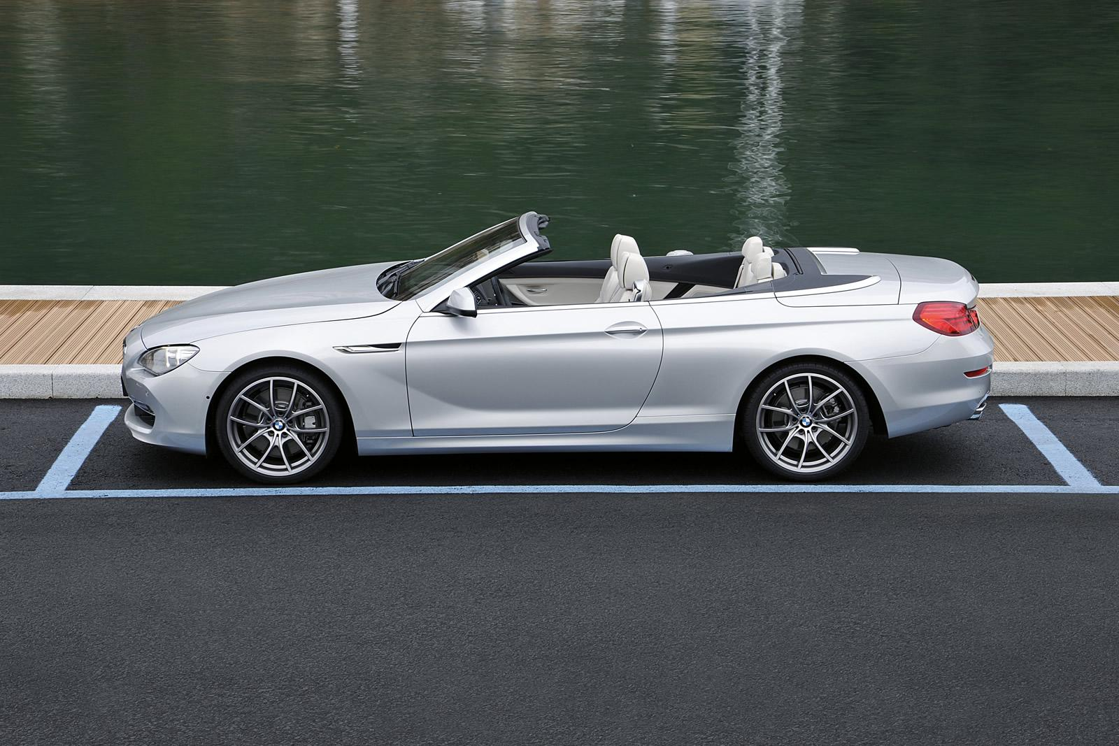 bmw 6 series cabrio photo. Black Bedroom Furniture Sets. Home Design Ideas
