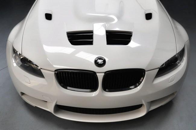 Немецкая тюнинг компания Prior Design представляет свой последний боди кит для модели BMW E92.
