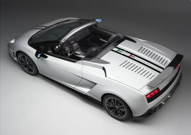 Gallardo Performante на базе LP 570-4 Spyder