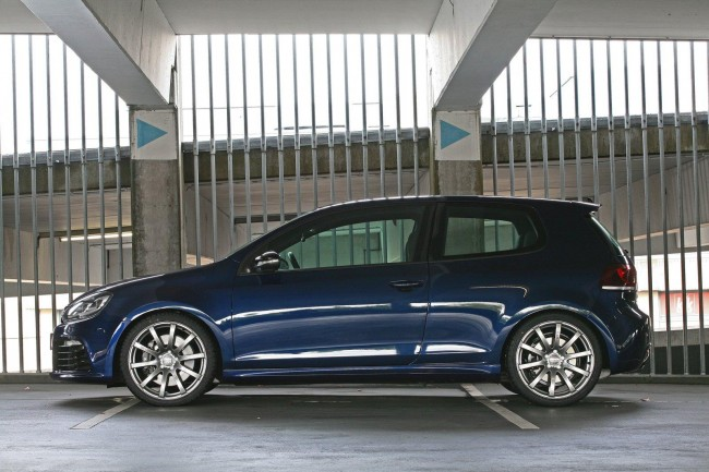 Фото тюнинг VW Golf VI R от MR Car Design