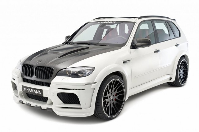 Hamann Flash EVO M на базе BMW X5 M