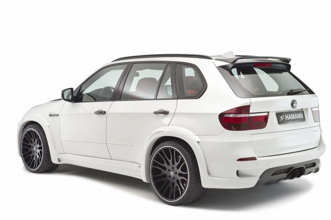 Hamann Flash EVO M фото
