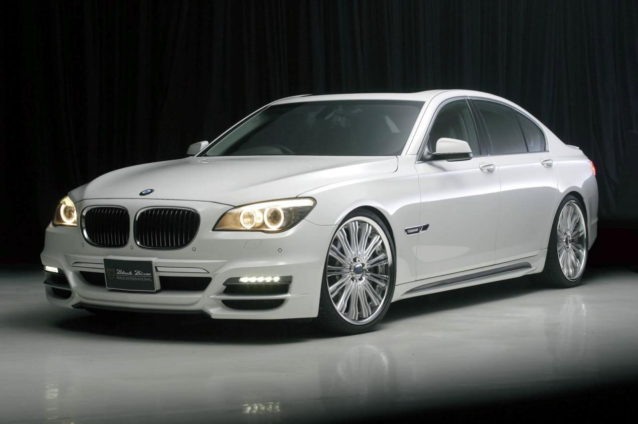 Hamann BMW 7 Series | Car Tuning