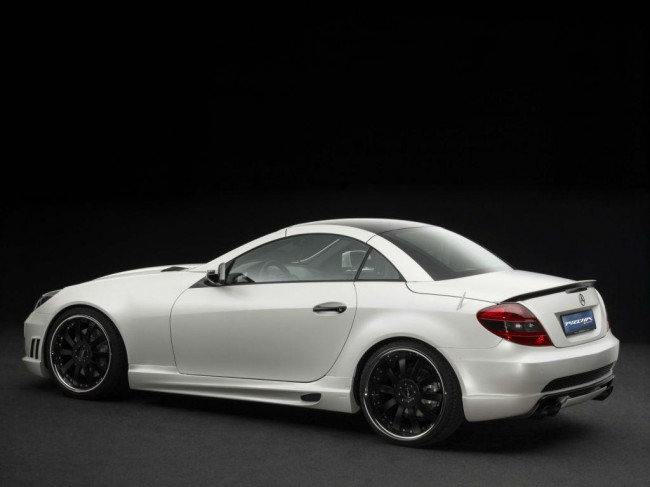 Piecha Design Mecedes SLK Final Performance RS Edition