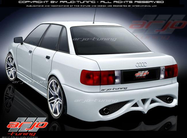 Audi 80 Бочка мёда )
