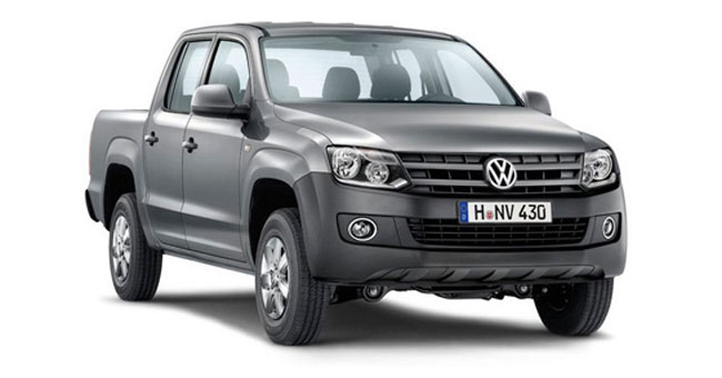 Фото VW Amarok Robust