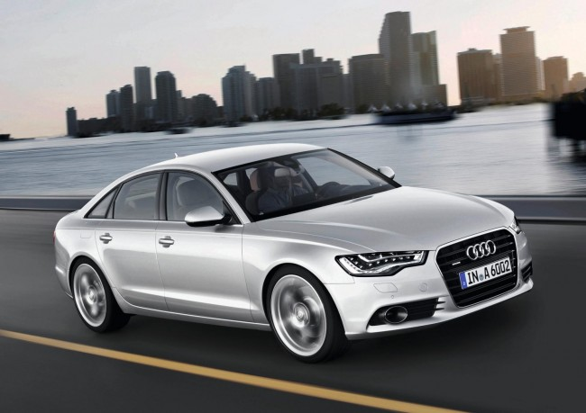 Audi A6 (C7) wallpapers HQ