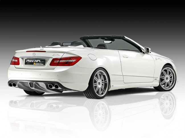 Обвес Caractere RS для Mercedes E-class Cabrio