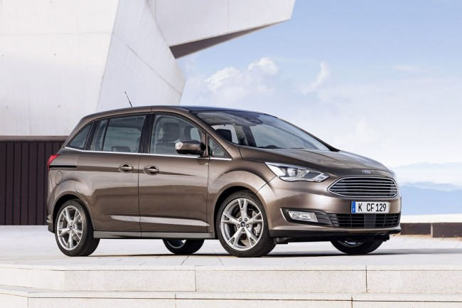 Ford C-Max 2015 фото