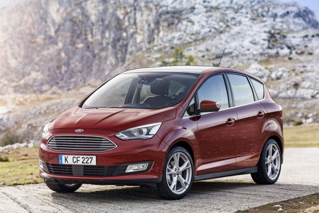 Фото Ford Grand C-Max 2016 года