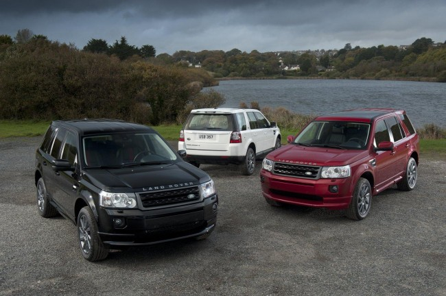 Эксклюзивные Land Rover Freelander 2 SD4 Sport